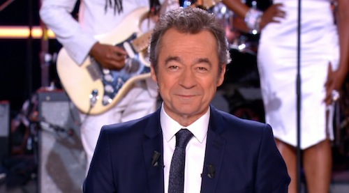 Michel denisot style