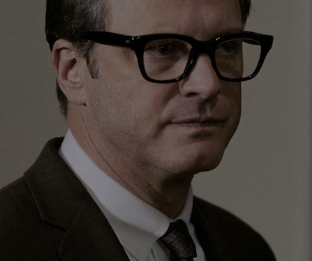 a single man lunettes