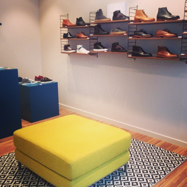 magasin chaussures masculines rennes