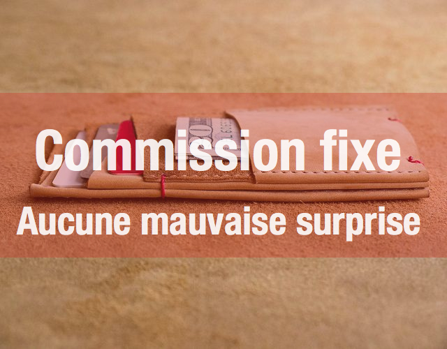 relooking commission fixe
