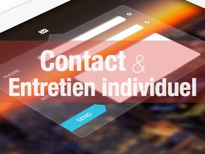 entretien et contact coaching