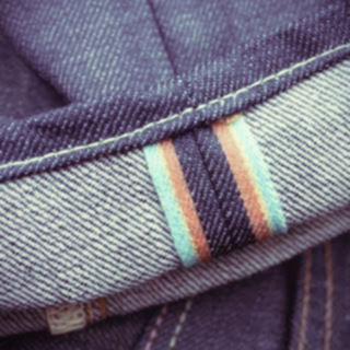 selvedge edwin rainbow