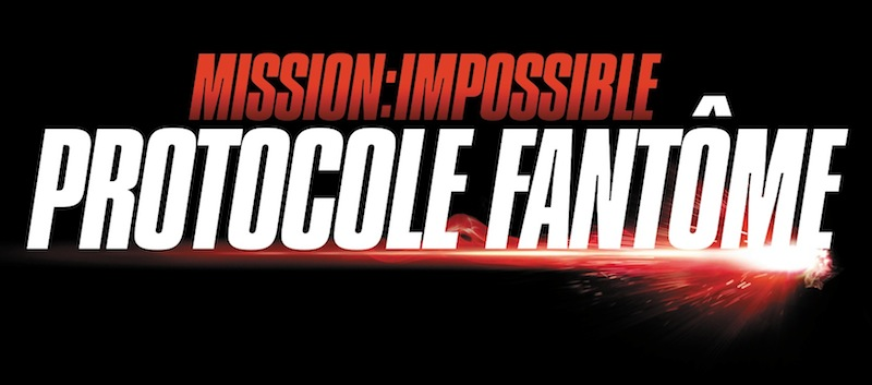 Mission Impossible 4 affiche