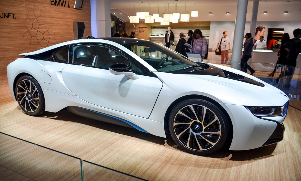 mission impossible bmw i8