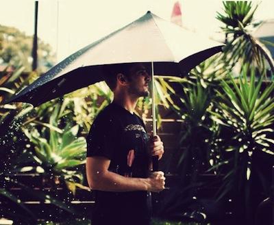 parapluie solide senz