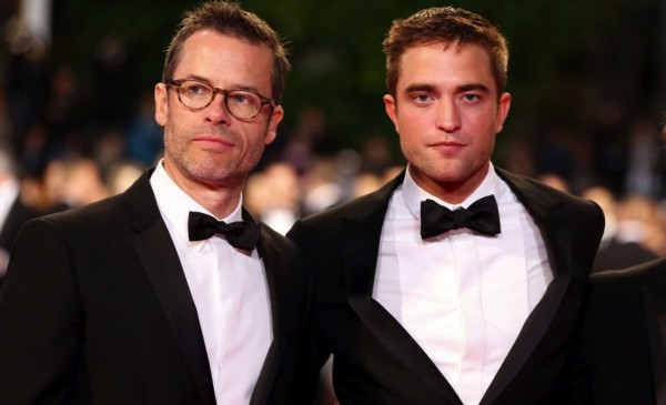 robert pattinson cannes 2014
