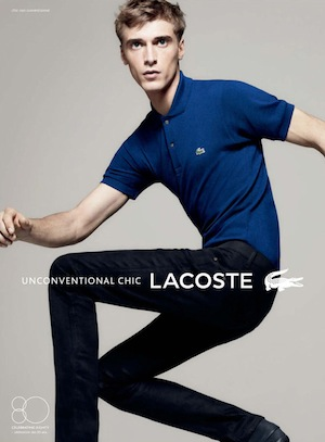 choisir polo lacoste homme