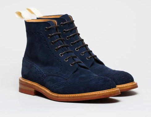 trickers norse projects boots