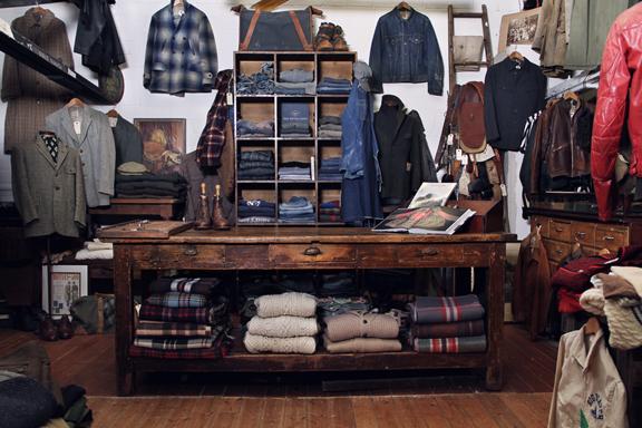 boutiques vêtements vintage londres