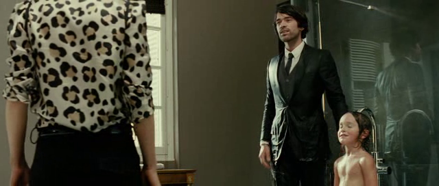 Romain Duris look homme